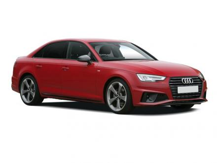 Audi A4 Saloon 35 TFSI Black Edition 4dr S Tronic [Comfort+Sound]
