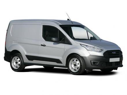Ford Transit Connect 220 L1 Petrol 1.0 EcoBoost 100ps Leader D/Cab Van